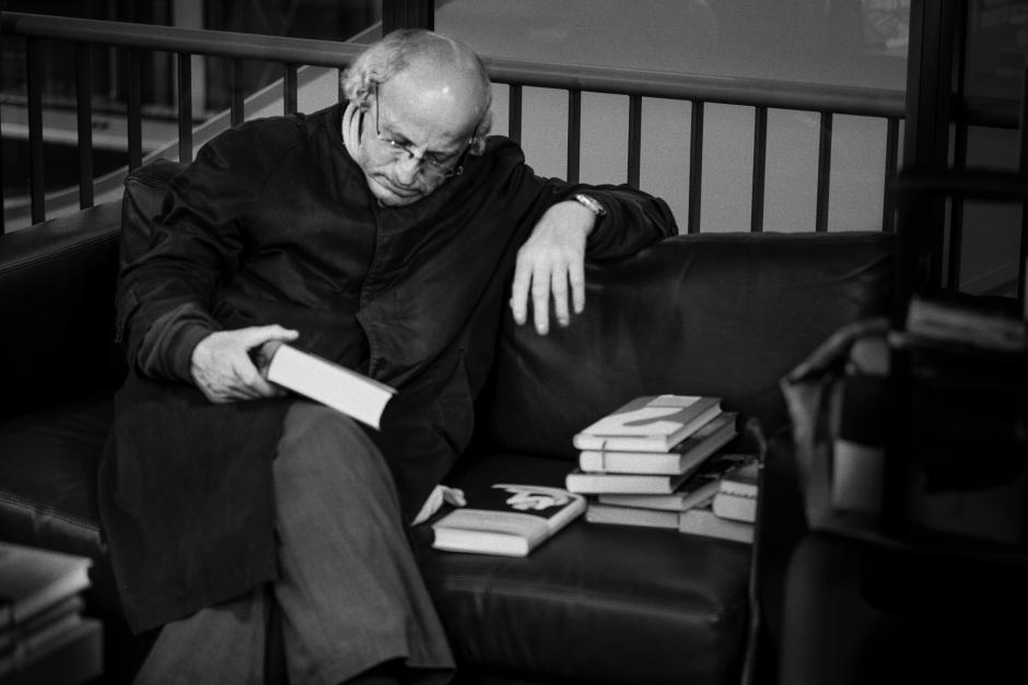 le dormeur aux livres, 2016
