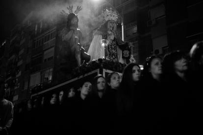 Traslado Humildad y Paciencia | Malaga, Espagne | 2015