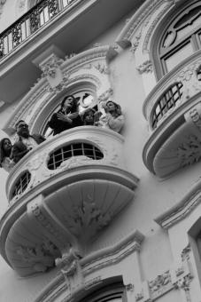 Saeta Lagrimas | Malaga, Espagne | 2015