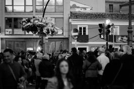 Calle Carreteria   Malaga, Espagne   2015