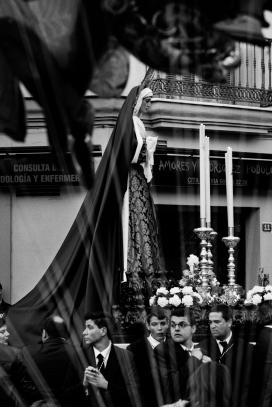 Traslado Ntra. Sra. de la Caridad, Santuario de Santa Maria de la Victoria | Malaga, Espagne | 2015