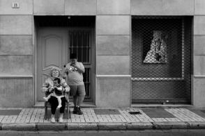 Pollinica, Calle Carreteria | Malaga, Espagne | 2015