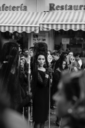 Gitanos, Calle Carreteria   Malaga, Espagne   2015