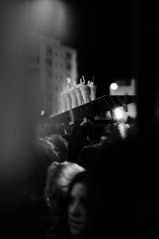 Cautivo, Alameda principal | Malaga, Espagne | 2015